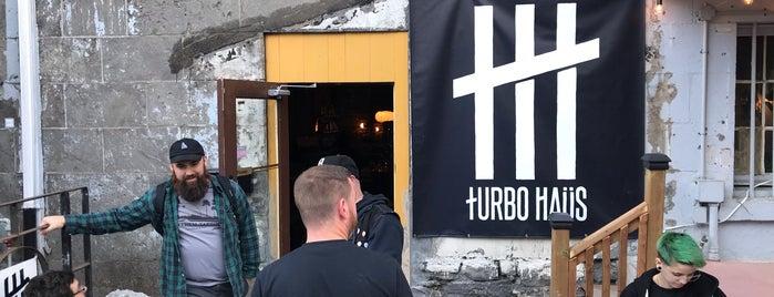Turbo Haus is one of สถานที่ที่ Mikael ถูกใจ.