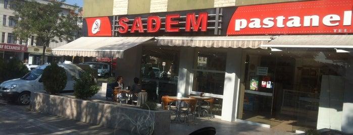 Sadem Pastanesi is one of Cafe-restorant-bistro.