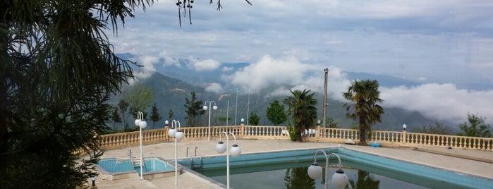 Zarha Mountain Resort is one of Lieux qui ont plu à Mevlut.