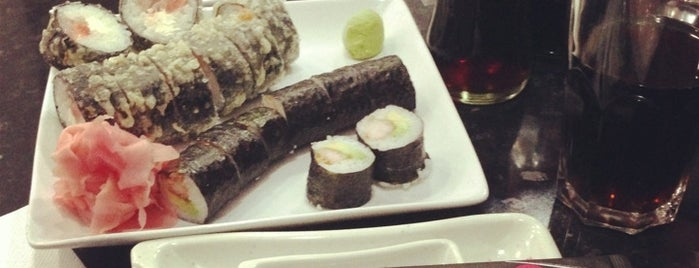Duahu Sushi is one of Reinaldo 님이 좋아한 장소.