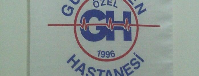 Özel Güngören Hastanesi is one of Lugares guardados de Nihal.