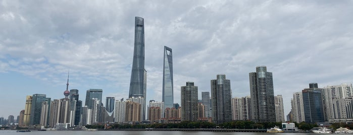 The Cool Docks is one of Shanghai Areas.