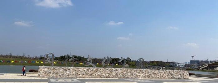 Minhang Cultural Park is one of Lugares favoritos de Shuang.