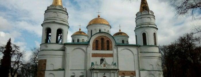 Спасо-Преображенський собор is one of Чернигов.