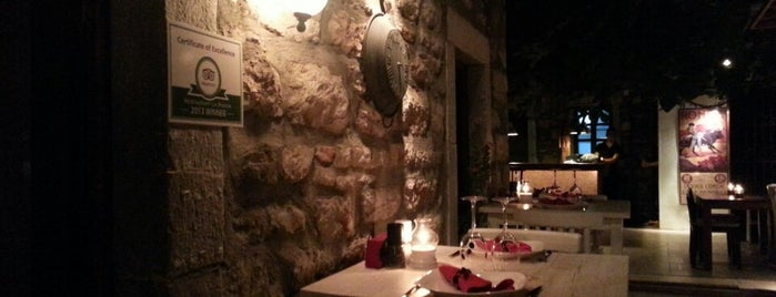 La Pasion Restaurant is one of Bodrum - List -.