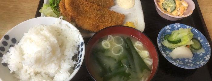 味美食堂 is one of 神奈川ココに行く! Vol.14.