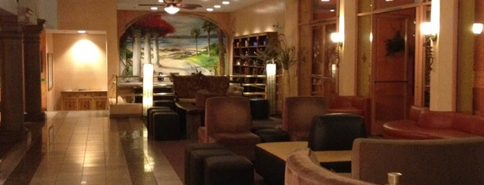 Hacienda Hotel & Conference Center LAX is one of AT&T Wi-Fi Hot Spots - Hospitality Locations.