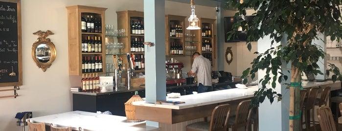 COMPAGNON Wine Bistro (La Buvette) is one of Mike 님이 좋아한 장소.