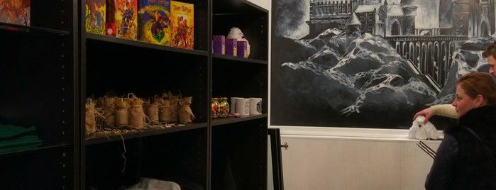 Harry Potter Shop is one of Locais curtidos por Arina.