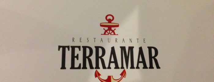 Terramar Restaurante is one of Alê 님이 저장한 장소.