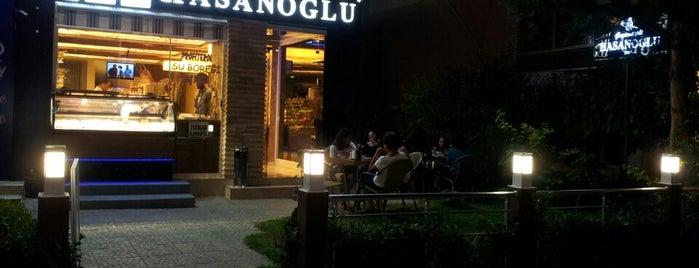 Gaziantepli Hasanoğlu Baklava | Pasta | Dondurma is one of Tempat yang Disimpan Aydın.