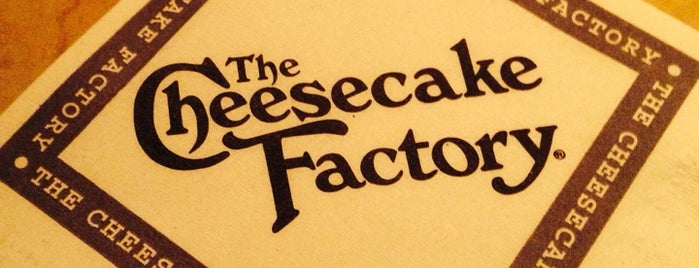 The Cheescake factory is one of Mime.