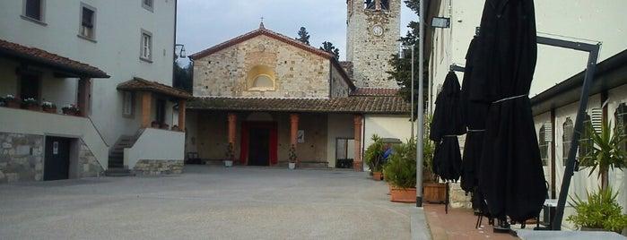 La Rocca Di Montemurlo is one of Marco'nun Kaydettiği Mekanlar.
