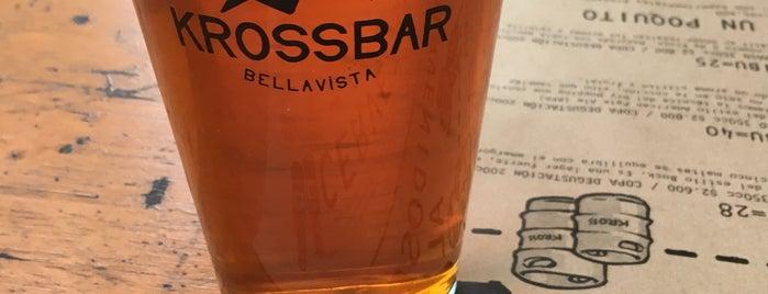 KrossBar Bellavista is one of Santiago.