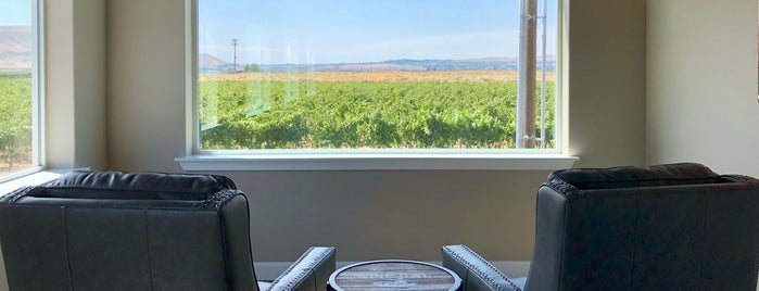 Frichette Winery is one of Wine Trip: Washington (2nd US wine country).