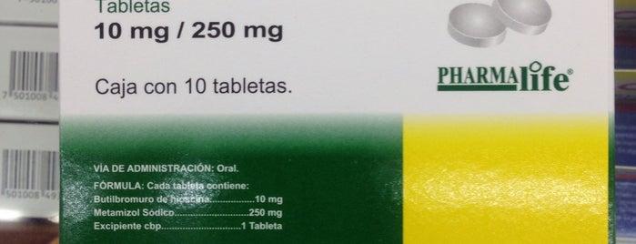 Farmacia Guadalajara is one of Lugares favoritos de Alejandro.