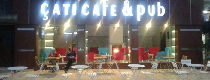 Çatı Cafe Pub is one of Bolu & Düzce.