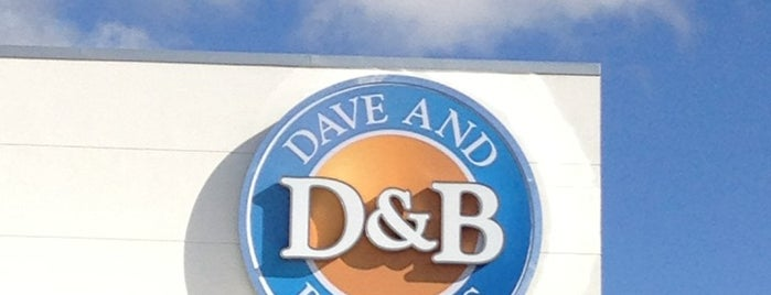 Dave & Buster's is one of Kia's Liked Places.