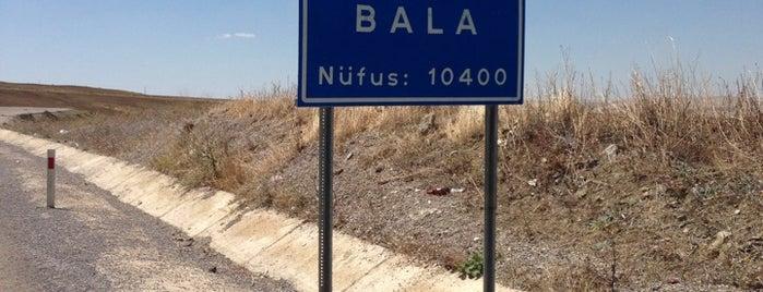 Balâ is one of Yunusさんのお気に入りスポット.