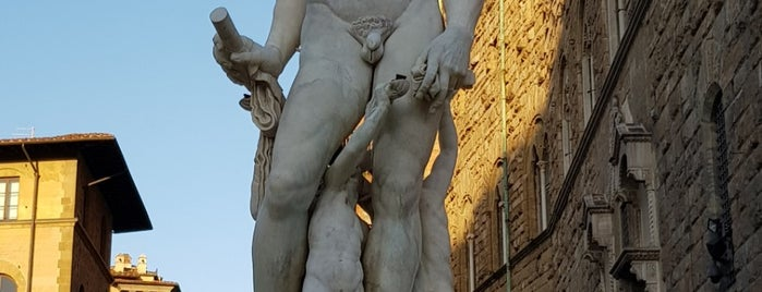 Leonardo - Galleria Degli Uffizi is one of Floransa.