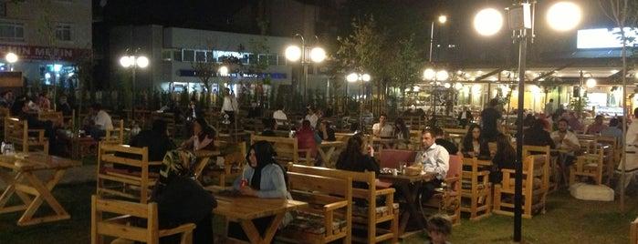 Beylerbeyi Cafe is one of Locais salvos de Selman.