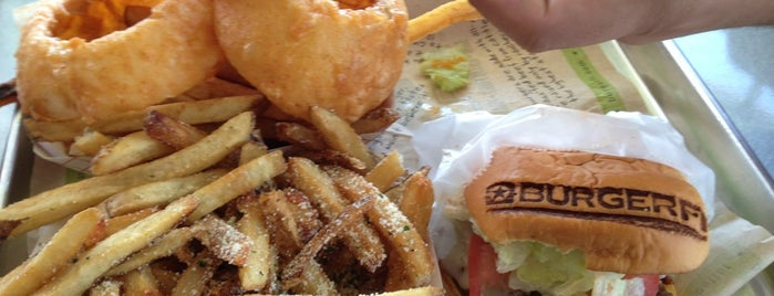 BurgerFi is one of Restaurant.