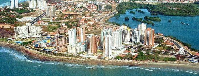 São Luís is one of MA.