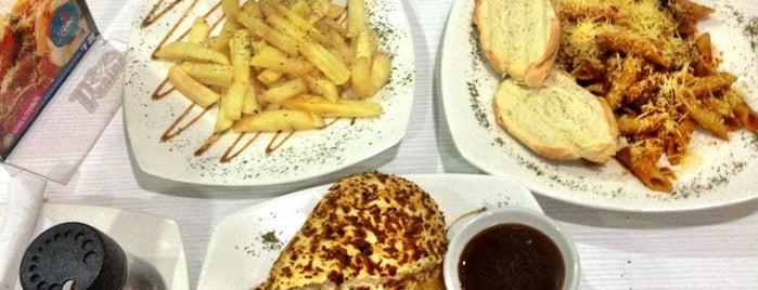 Panino Italian Casual Food is one of Steveさんの保存済みスポット.