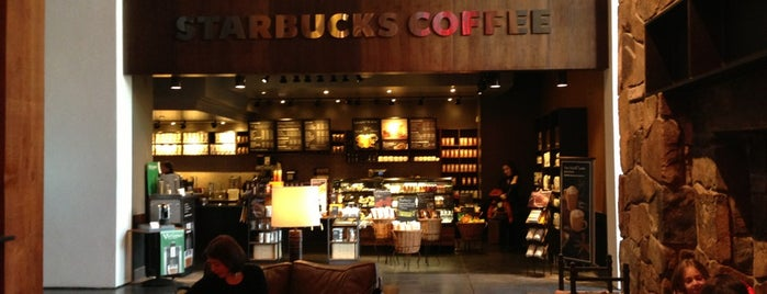 Starbucks is one of Starbucks.
