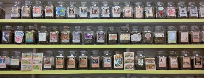 Tea Store is one of Ottawa.