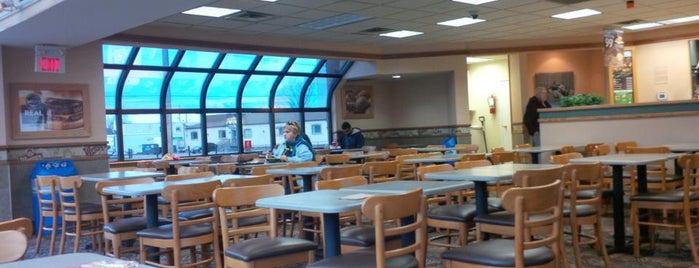 Wendy's is one of สถานที่ที่ Carol ถูกใจ.