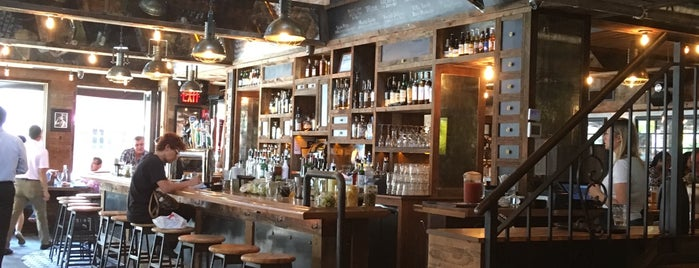 The Gem Saloon is one of Happy Hour Spots.