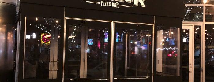 Parlor Pizza Bar is one of Olimpia'nın Beğendiği Mekanlar.