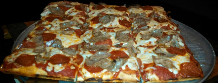 The Cornerstone Tavern & Grill is one of NJ Pizza.