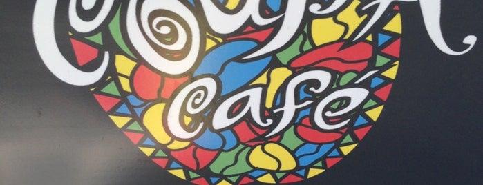 Coupa Café is one of dineLA Fall 2011 ($).