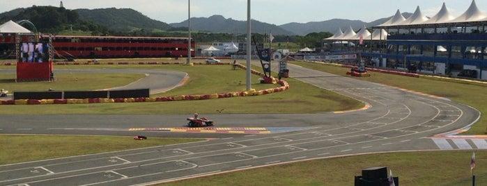 Kartódromo Internacional is one of Beto Carrero World.