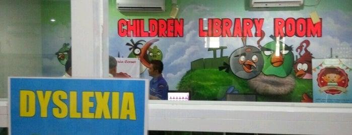 Perpustakaan Umum Kota Surabaya is one of Government of Surabaya and East Java.