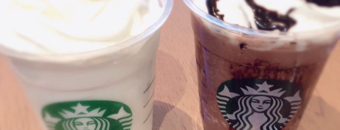 Starbucks is one of Lugares favoritos de Kt.