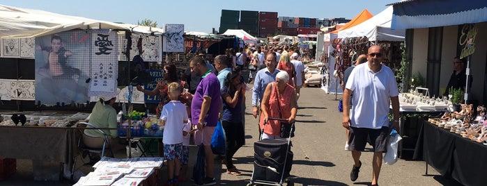 Dagenham Sunday Market is one of Markets.