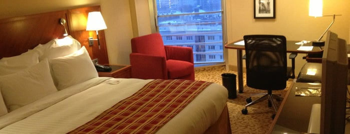 Paris Marriott Rive Gauche Hotel & Conference Center is one of Southern Jets Innanashional Layover Hotels.