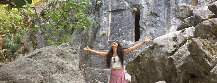 Pınara Antik Kenti is one of Fethiye & Ölüdeniz & Göcek.