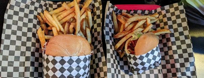 Portland Burger is one of KID FRIENDLY.