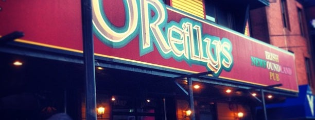 O'Reilly's is one of Visiting Canada (Someday).