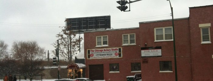 Chicago Actors Studio is one of OUT OF TTTTOWN.
