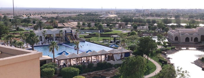 Al Faisaliyah Hotel & Spa Resort is one of Locais curtidos por Soly.
