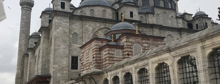Mohammed Al Fatih Mosque is one of Istanbul.