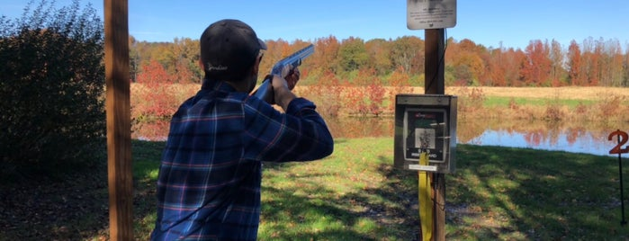 M & M Hunting Preserve And Sporting Clays is one of Fun.