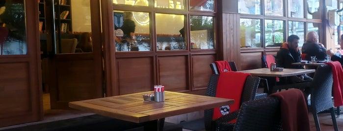 Cafe So! So! is one of Discover Kadıköy.