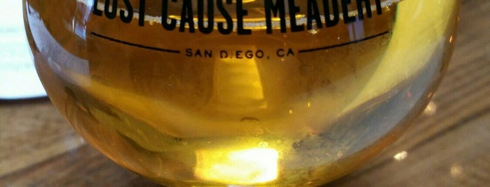 Lost Cause Meadery is one of Brewery in SD.