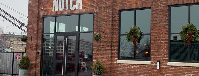 Notch Brewery & Tap Room is one of Lieux qui ont plu à Ivan.